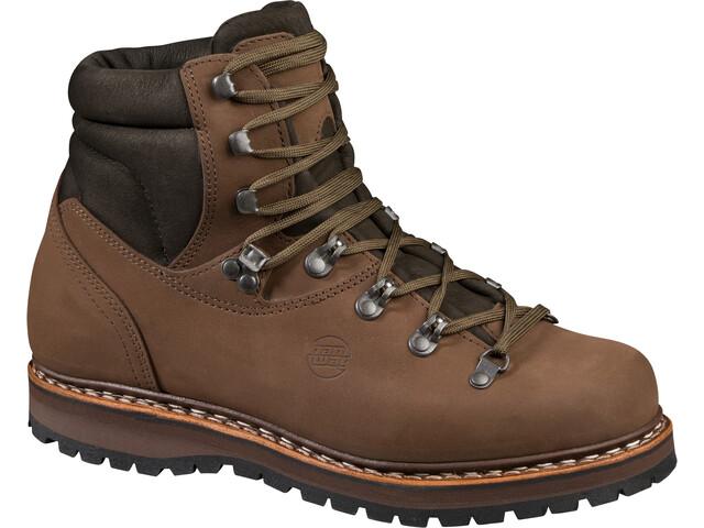 Hanwag Bergler Chaussures de randonnée à tige haute Homme, hazelnut